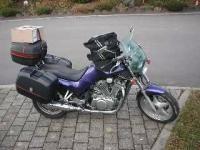 koffer yamaha xj 900 diversion